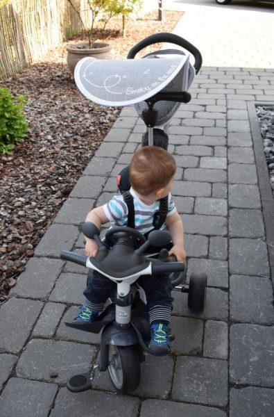 Baby Driver Komfort Titan Smoby 395x600 - Produkttest: Baby Driver Komfort Titan von Smoby