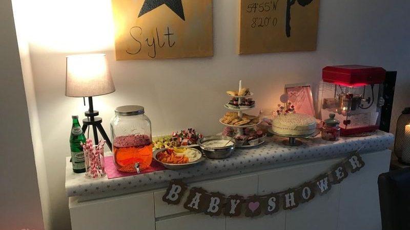 Die 5 besten Ideen für die Babyparty