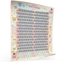 Gewinnspiel: BabySteps Rubbelkalender
