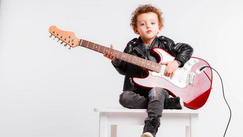 Babykleidung – 5 rockige Looks für euer Kind