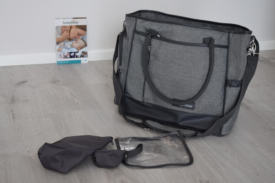 Produkttest: babymoov Essential Bag – Wickeltasche