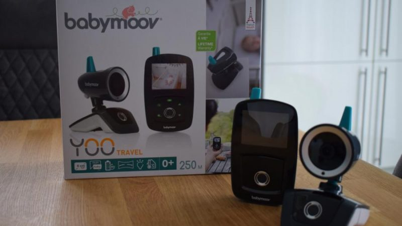 Produkttest: Video-Babyphone YOO-TRAVEL von Babymoov