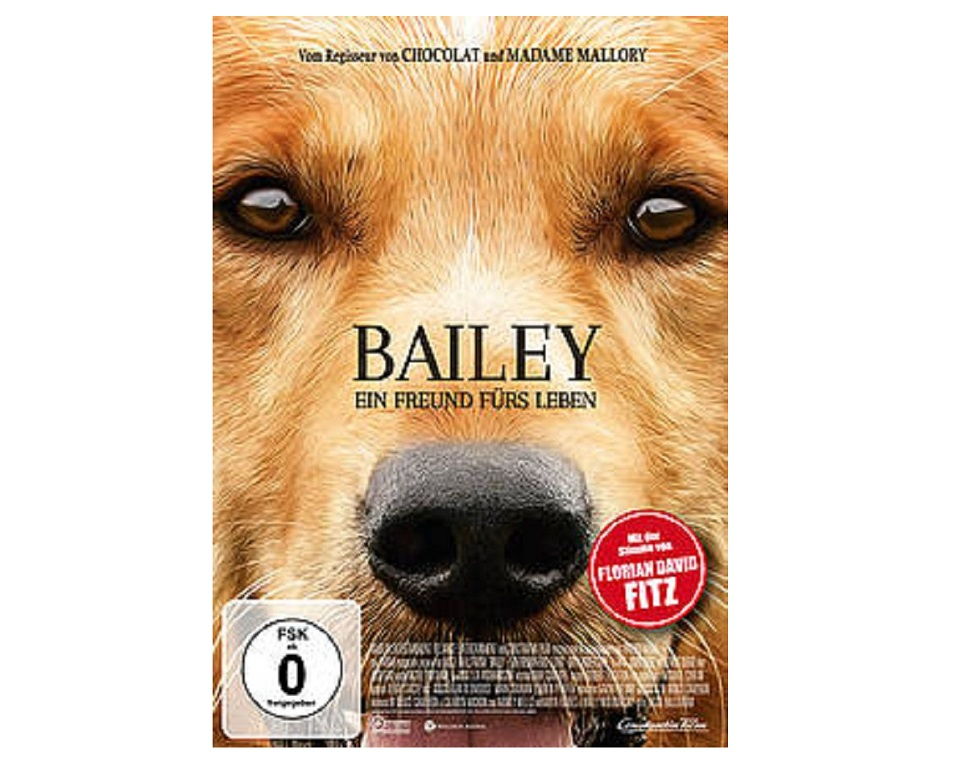 Gewinnspiel: DVD Bailey – Ein Freund fürs Leben