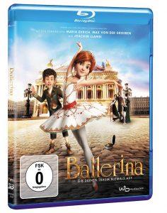 Ballerina 1 236x300 - Gewinnspiel: Ballerina auf DVD und Blu-ray
