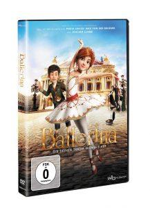 Ballerina 2 217x300 - Gewinnspiel: Ballerina auf DVD und Blu-ray
