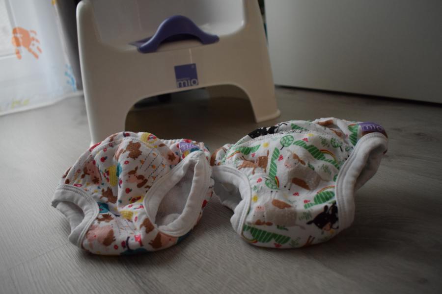 Produkttest: Töpfchen-Trainingshose von Bambino Mio