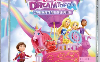 Barbie DREAMTOPIA - Zauberhafte Abenteuerreisen
