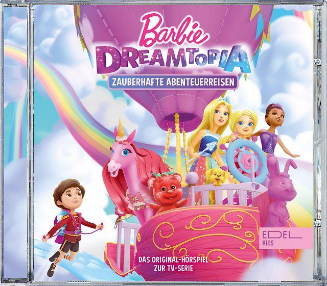 Gewinnspiel: Barbie DREAMTOPIA – Zauberhafte Abenteuerreisen