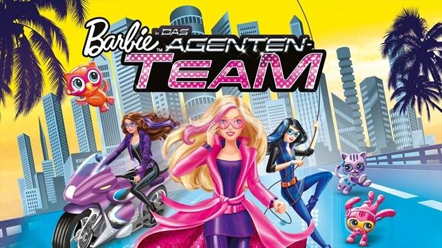 Barbie in das Agenten Team - Rezension: Barbie in: Das Agenten-Team