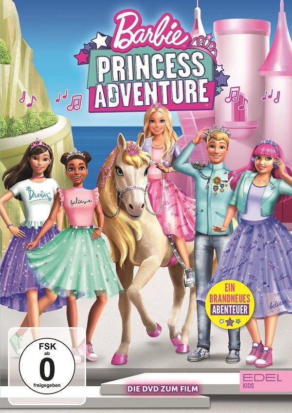 Gewinnspiel – BARBIE – Princess Adventure
