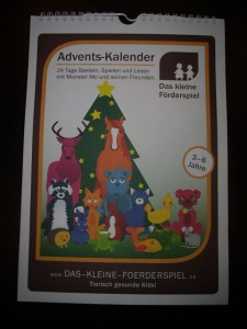 Bastel Advents Kalender im Test (2)