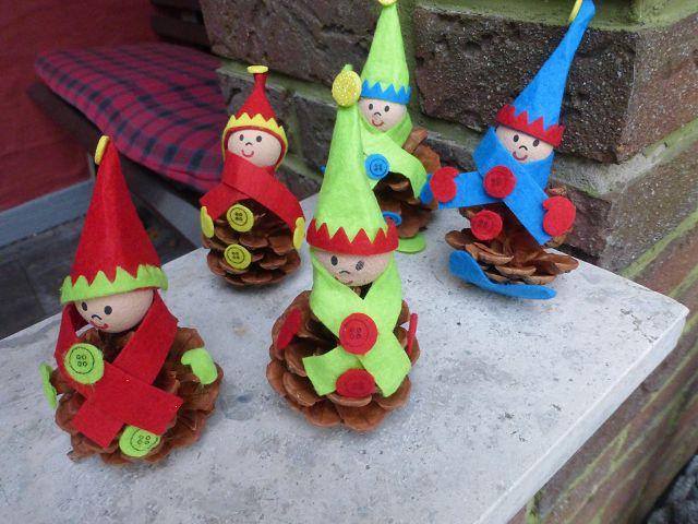 Produkttest Basteln Für Weihnachten Mit Baker Ross Familös
