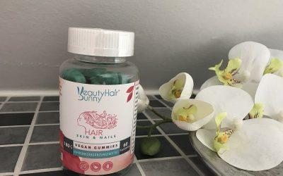 BeautyHairBunny - VEGANE Haarvitamin-Gummies
