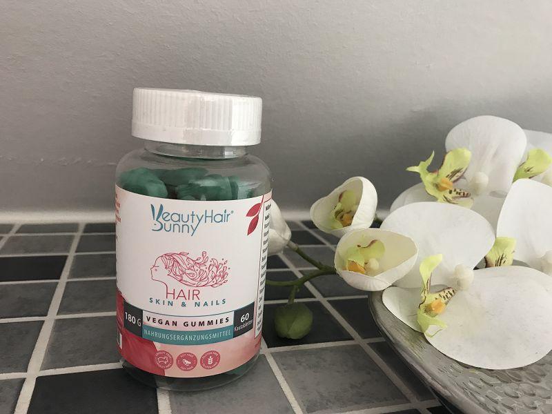 BeautyHairBunny – VEGANE Haarvitamin-Gummies