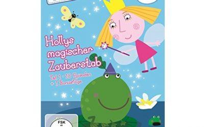 Ben Hollys kleines Königreich Hollys magischer Zauberstab Teil 1 auf DVD 400x250 - Gewinnspiel: BEN & HOLLYS KLEINES KÖNIGREICH DVD 1