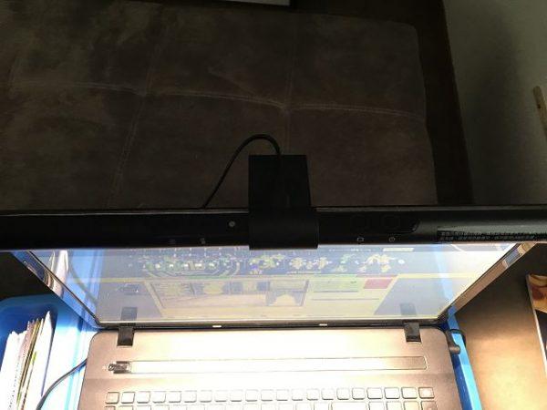 BenQ ScreenBar e-Reading LED für den Monitor