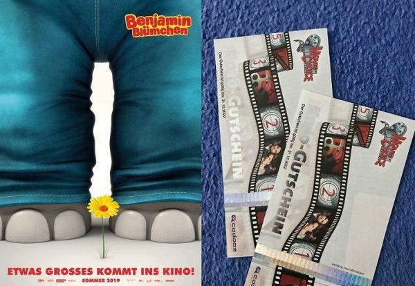 Benjamin Blümchen Kinostart Gewinnspiel