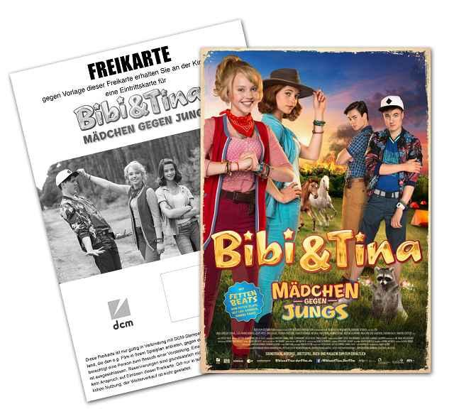 Bibi & Tina - Mädchen gegen Jungs (1)