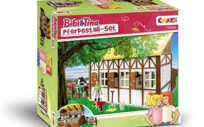 Bibi & Tina Pferdestall-Sets