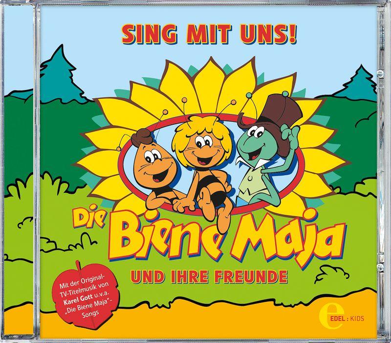 Gewinnspiel: Biene Maja und ihre Freunde – Sing mit uns!