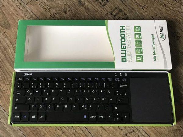 Bluetooth Slim Tastatur