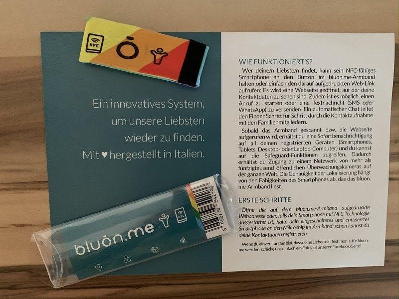 Bluon.me- Produkttest/Gewinnspiel