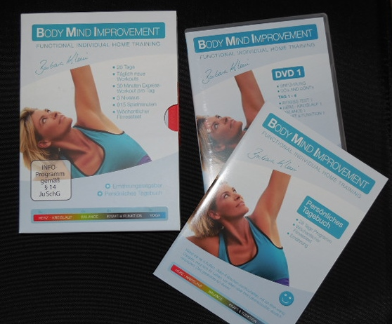 Body Mind Improvement 4 - Schlank und fit ins neue Jahr mit Body Mind Improvement