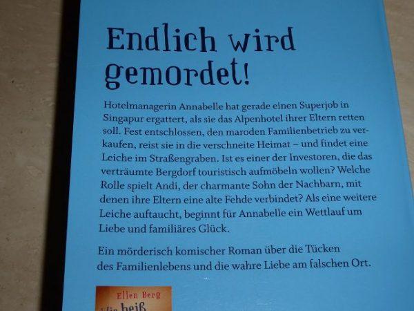 Buch Ich küss dich tot von Ellen Berg 1 600x450 - Rezension: Buch Ich küss dich tot von Ellen Berg