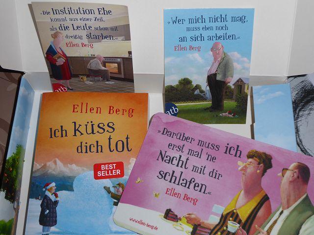 Rezension: Buch Ich küss dich tot von Ellen Berg