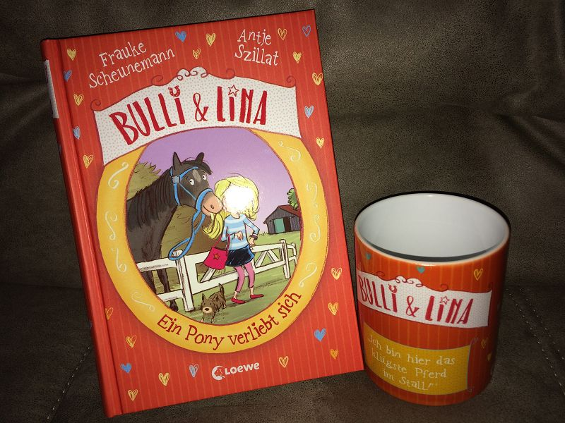 Bulli Lina Rezension 1 - Rezension: Bulli & Lina – Ein Pony verliebt sich: Band 1