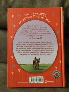 Bulli Lina Rezension 3 225x300 - Rezension: Bulli & Lina – Ein Pony verliebt sich: Band 1