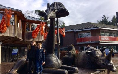 Burgers Zoo Erfahrungsbericht 1 400x250 - Ausflugstipp: Burgers Zoo in Arnheim