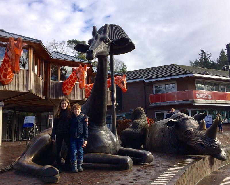 Ausflugstipp: Burgers Zoo in Arnheim