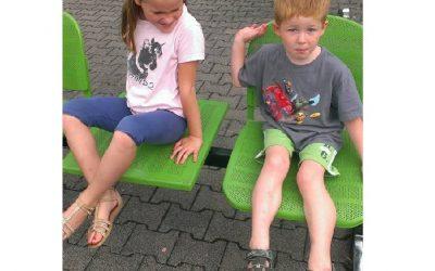 Busreisen mit Kindern