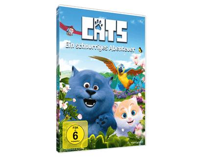 Gewinnspiel: CATS Ein schnurriges Abenteuer