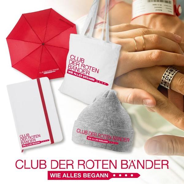 CLUB DER ROTEN BÄNDER WIE ALLES BEGANN 1 - Gewinnspiel: CLUB DER ROTEN BÄNDER - WIE ALLES BEGANN