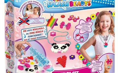 CRAZE SPLASH BEADYS Jewelry Set 400x250 - Gewinnspiel: CRAZE SPLASH BEADYS Jewerly-Set