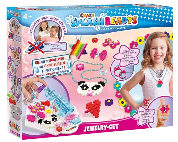 CRAZE SPLASH BEADYS Jewelry Set 600x479 - Gewinnspiel: CRAZE SPLASH BEADYS Jewerly-Set
