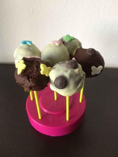 Produkttest: Cake Pop Bäckerei von Smoby