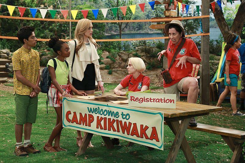 "Camp Kikiwaka 2 - Interview zum Serien-Start von ""Camp Kikiwaka"""