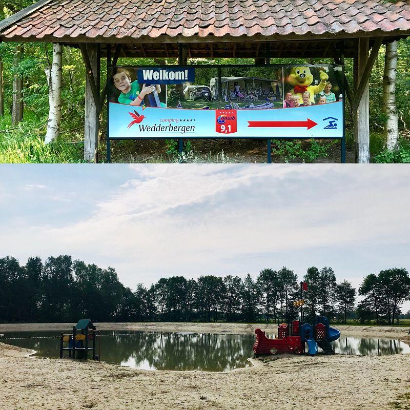 Familienurlaub: Camping Wedderbergen