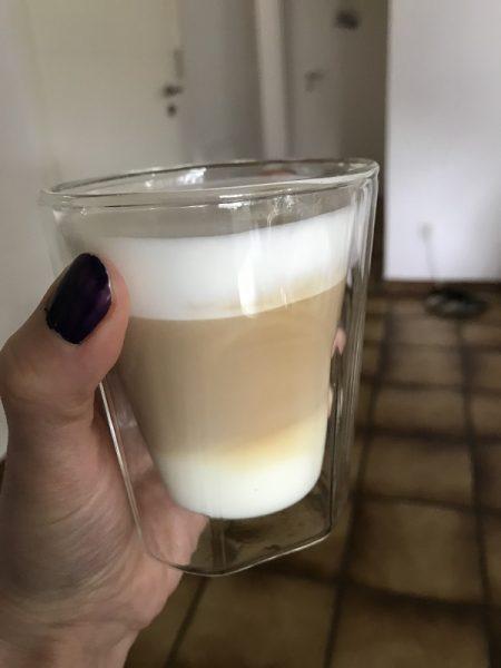 Cappuccino Krups Evidence Plus 450x600 - Produkttest - Krups Evidence Plus