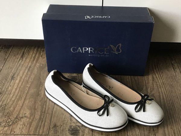 Caprice Ballerinas von Schuhe24 im Test 2 600x450 - Produkttest: Caprice Ballerinas von Schuhe24