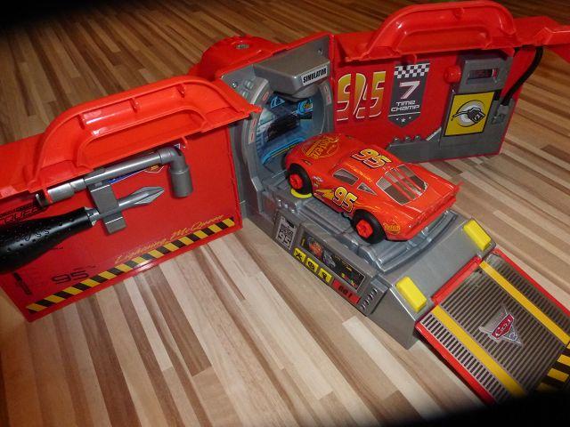 Prdoukttest: Cars Mack Truck von Smoby Toys