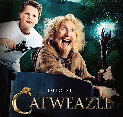 Gewinnspiel zum Kinostart von CATWEAZLE mit Otto Waalkes