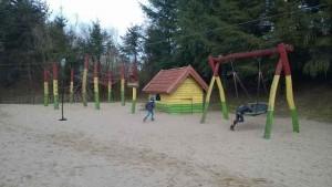 Center Parcs Bispinger Heide Spielplatz