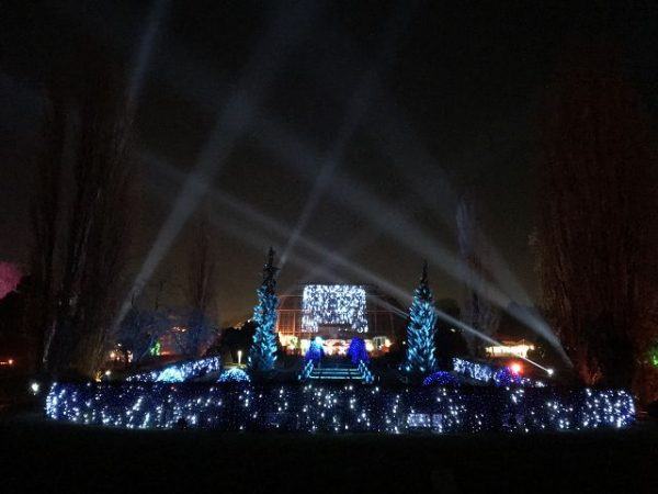 Christmas Garden Berlin - grande Finale
