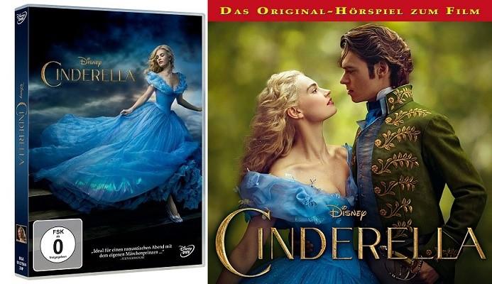 Rezension: Cinderella auf DVD und BD