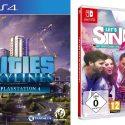 Cities Skylines Kopie 125x125 - Adventskalender Tür 23: Let's Sing und Cities Skylines