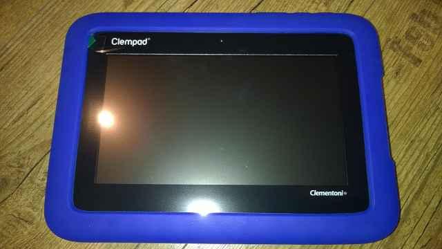 Produkttest: Clementoni Clempad HD Plus